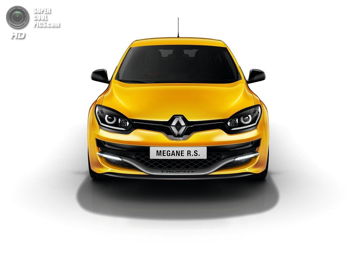 Renault представила свой самый экстремальный хэтчбек