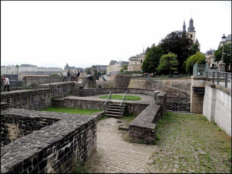 Luxembourg 8636 Rocher du Bock