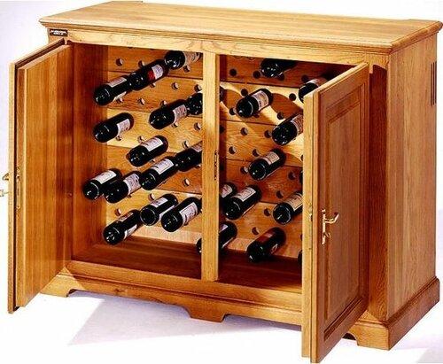 Нетривиальные идеи для хранения вина