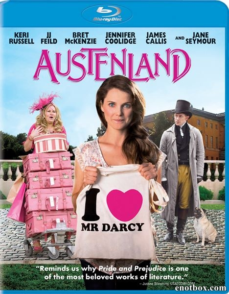 Остинленд / Austenland (2013/BDRip/HDRip)