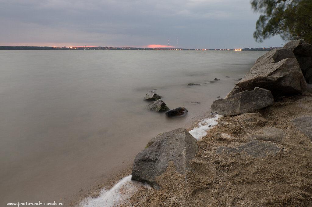 Пример фотографии, снятой шириком Samyang 14 мм / 2,8 на кропе Nikon D5100