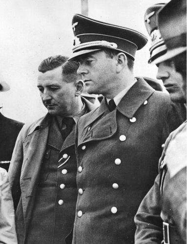 Atlantikwall, Albert Speer, Xaver Dorsch