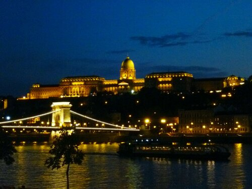 Ночной Будапешт (night Budapest)
