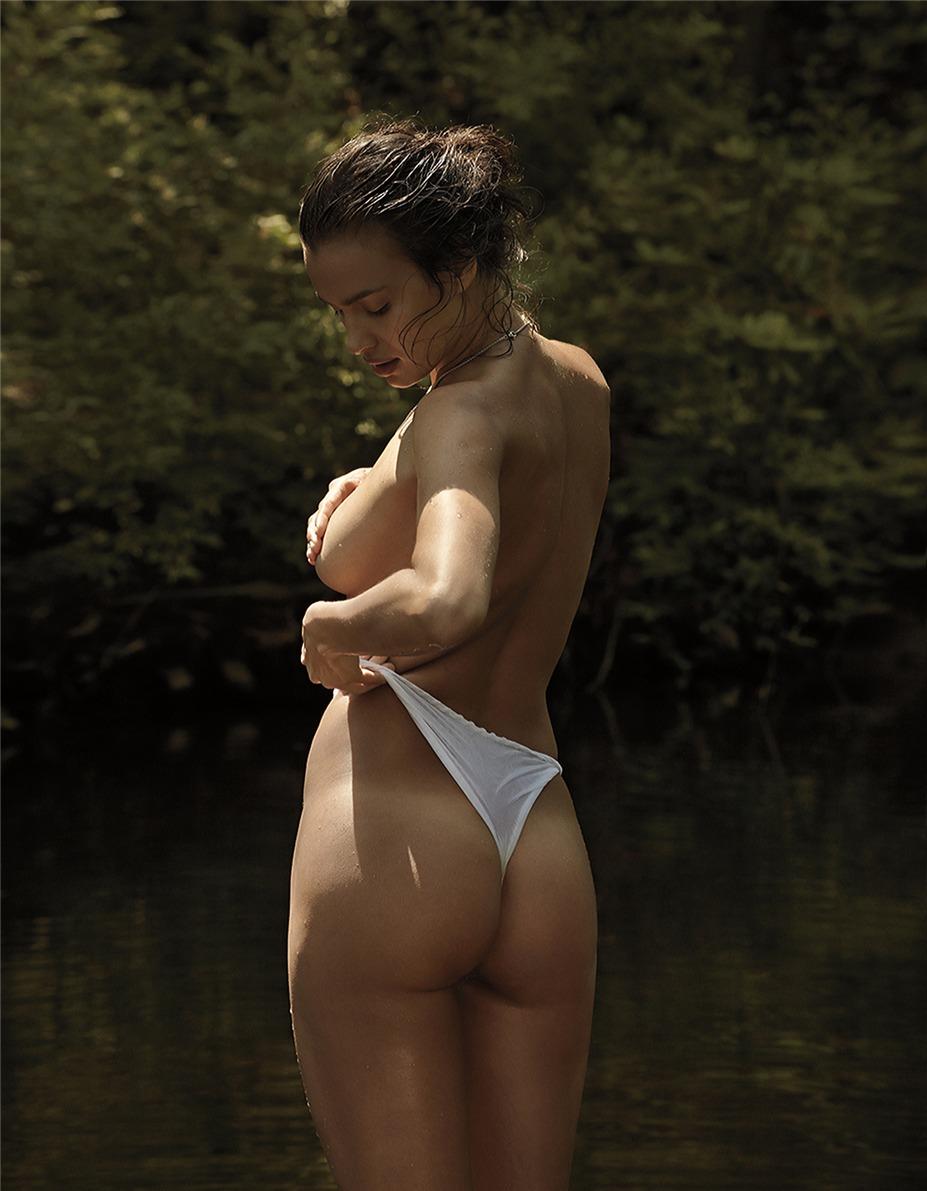 Сексуальная Ирина Шейк / Irina Shayk by Sebastian Faena in V Man fall/winter 2013