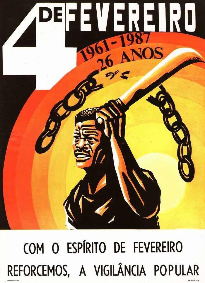 Дух февраля (вооруженного восстания в Луанде 4 февраля 1961 года) усиливает власть народа
