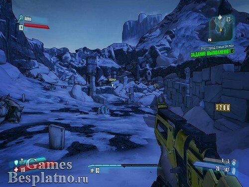 Borderlands 2 /  Пограничье 2 + 46 DLC