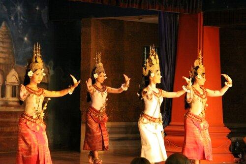 апсара камбоджа
