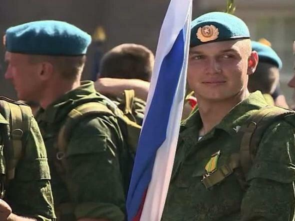 Что иностранцу смерть, то русскому - норматив. Российские десантники выиграли Марш мира