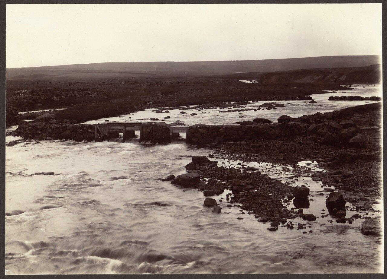 Река Эдлидаау вблизи Рейкьявика