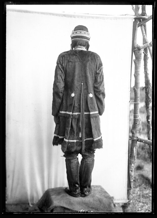 Девушка. 1901
