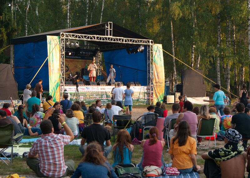 Фестиваль Крутушка