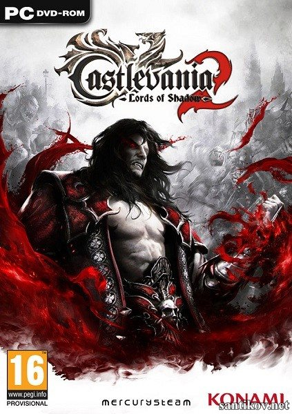 Castlevania: Lords of Shadow 2 (2014/ENG/MULTI6/Full/Repack)