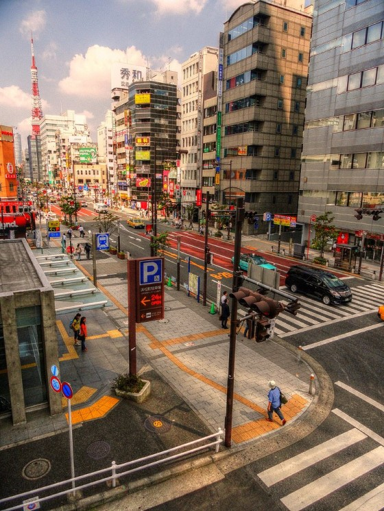 Автомобильные дороги Японии