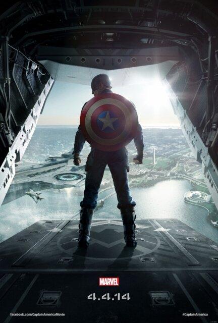 Первый мститель: Другая война. Русский трейлер '2013'. HD