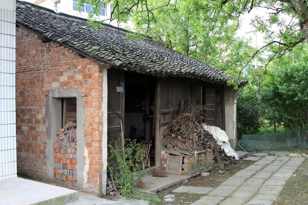 Сельская местность в Китае