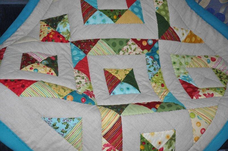 Как сшить лоскутное одеяло на свадьбу