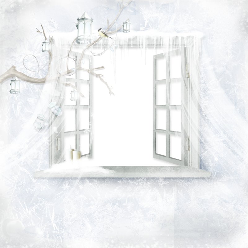 зимние шторы фото