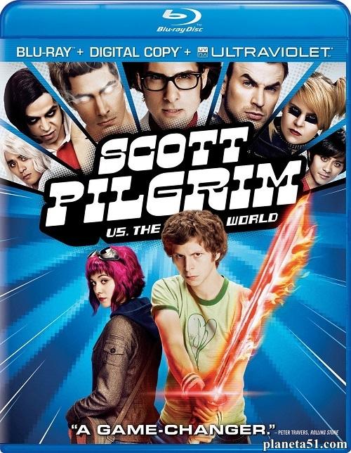 Скотт Пилигрим против всех / Scott Pilgrim vs. the World (2010/HDRip/BDRip)