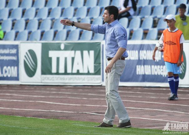 Янис Христопулос - бывший тренер ПАС Янина