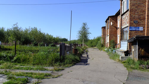 Фото города Инта №5543  Юго-западная сторона Спортивной 120 06.08.2013_13:40