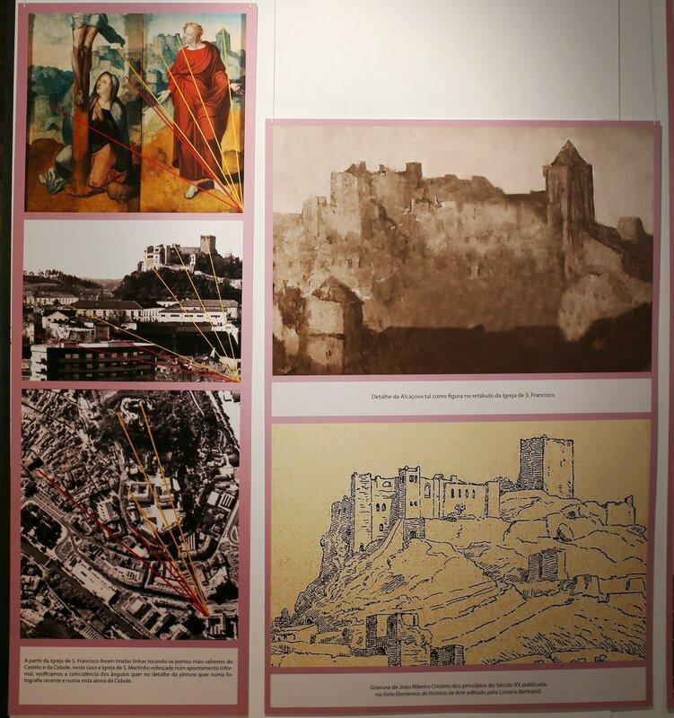 Leiria castle (Castelo de Leiria)