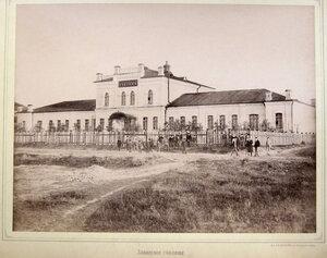 Заводское училище.
