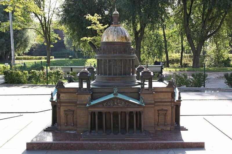 Исаакиевский собор - Санкт-Петербург в миниатюре Img_8044