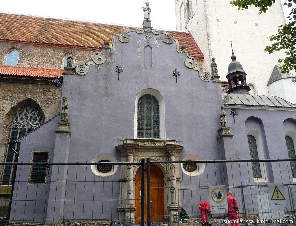 Церковь Нигулисте.