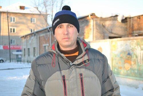Сергей Фомин, слесарь, Барабинск