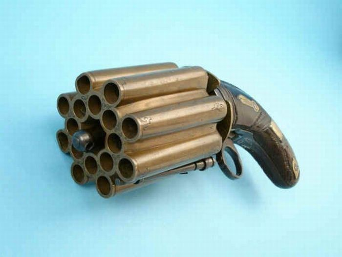 20 крутых стволов для тех, кому всегда мало патронов