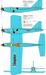 Чертеж модели самолёта Simplex