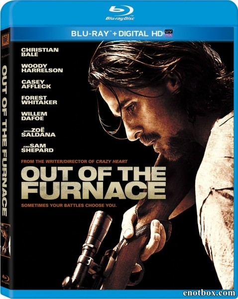 Из пекла / Out of the Furnace (2013/BDRip/HDRip)