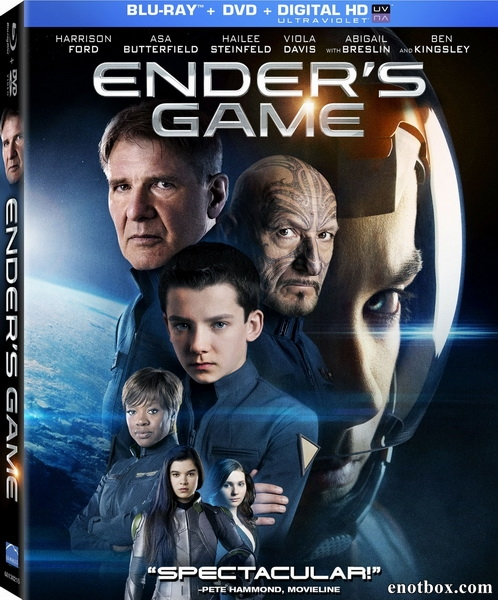 Игра Эндера / Ender's Game (2013/BDRip/HDRip)