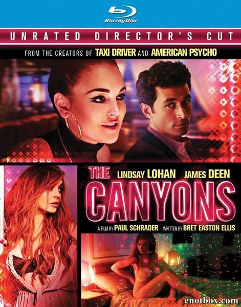 Каньоны / The Canyons (2013/BDRip/HDRip)