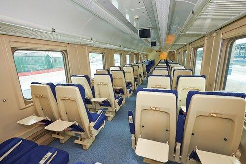 Билеты на поезд Москва  СанктПетербург