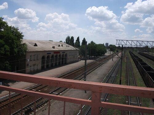 """Вокзал """"Горловка"""""""