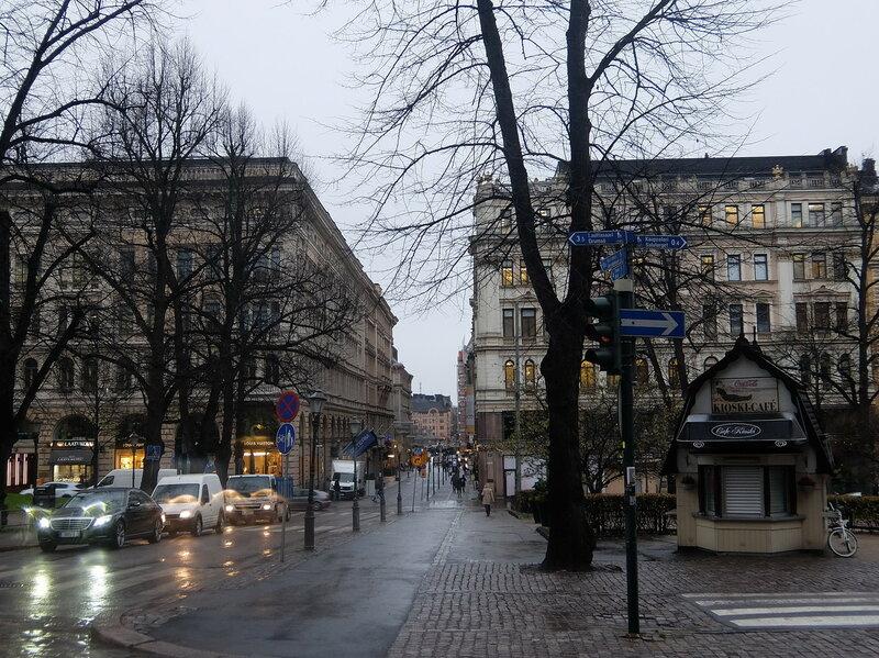 Хельсинки - Центр города