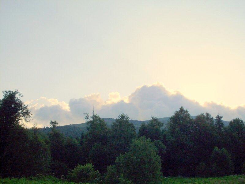 Лето 2009, Кавказ, фотографии Александра Кобезского