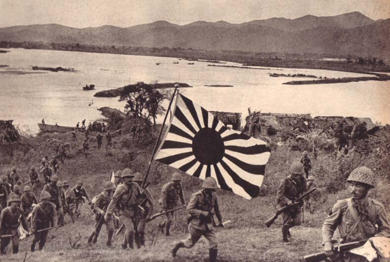 an analysis of japan before entering world war ii Start studying japan's goals for world war ii learn vocabulary, terms, and more with flashcards, games, and other study tools.