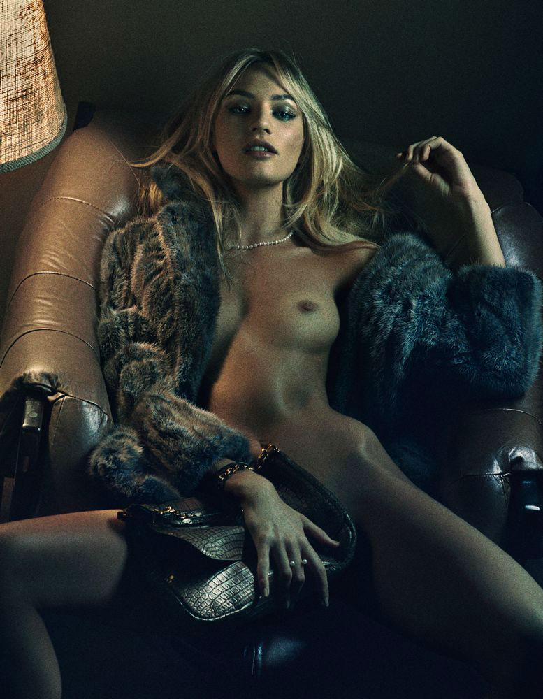 Богини и их сексуальность / Candice Swanepoel - The Goddesses by Fabien Baron