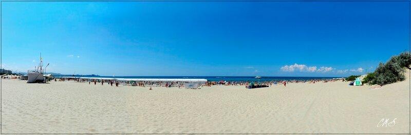 Пляж в Джемете.
