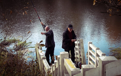 Останкинские рыболовы (№2)