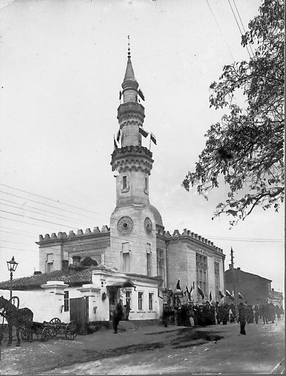 Мечеть памяти Александра III