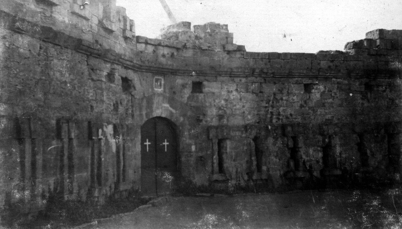Оборонительная башня Корниловского бастиона