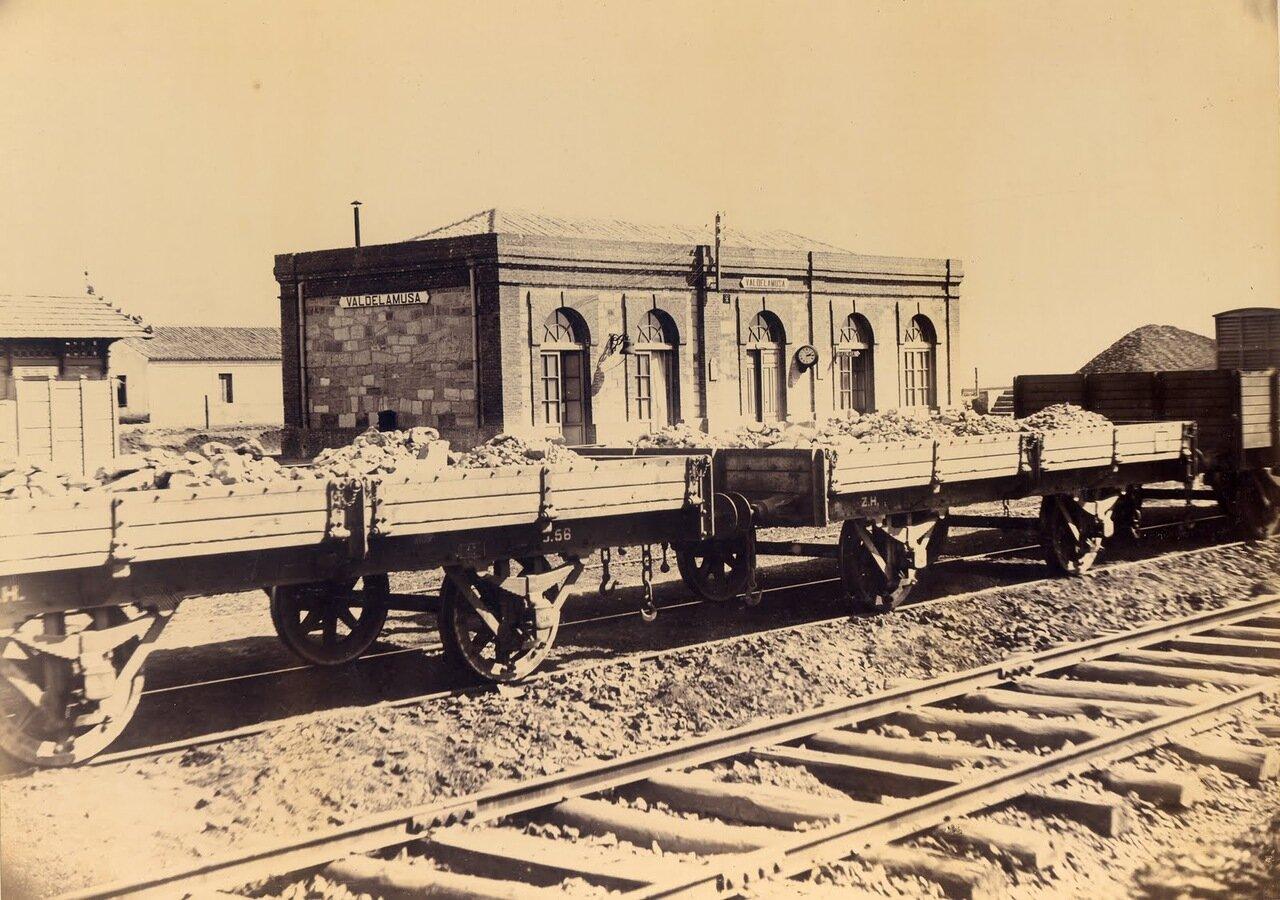 Станция Вальделамуса