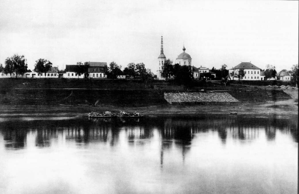 Церковь Вознесения. 1890