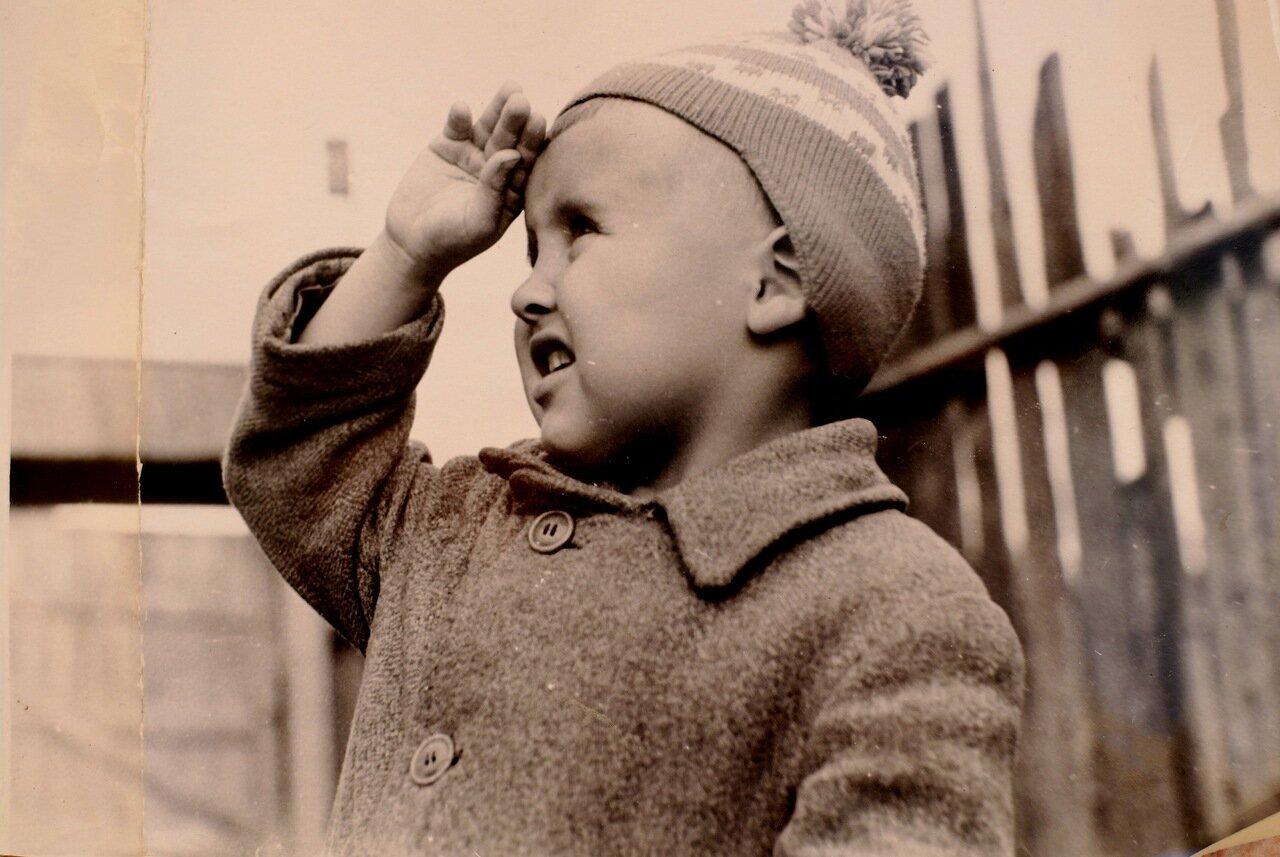 1961. Гагарин летит!