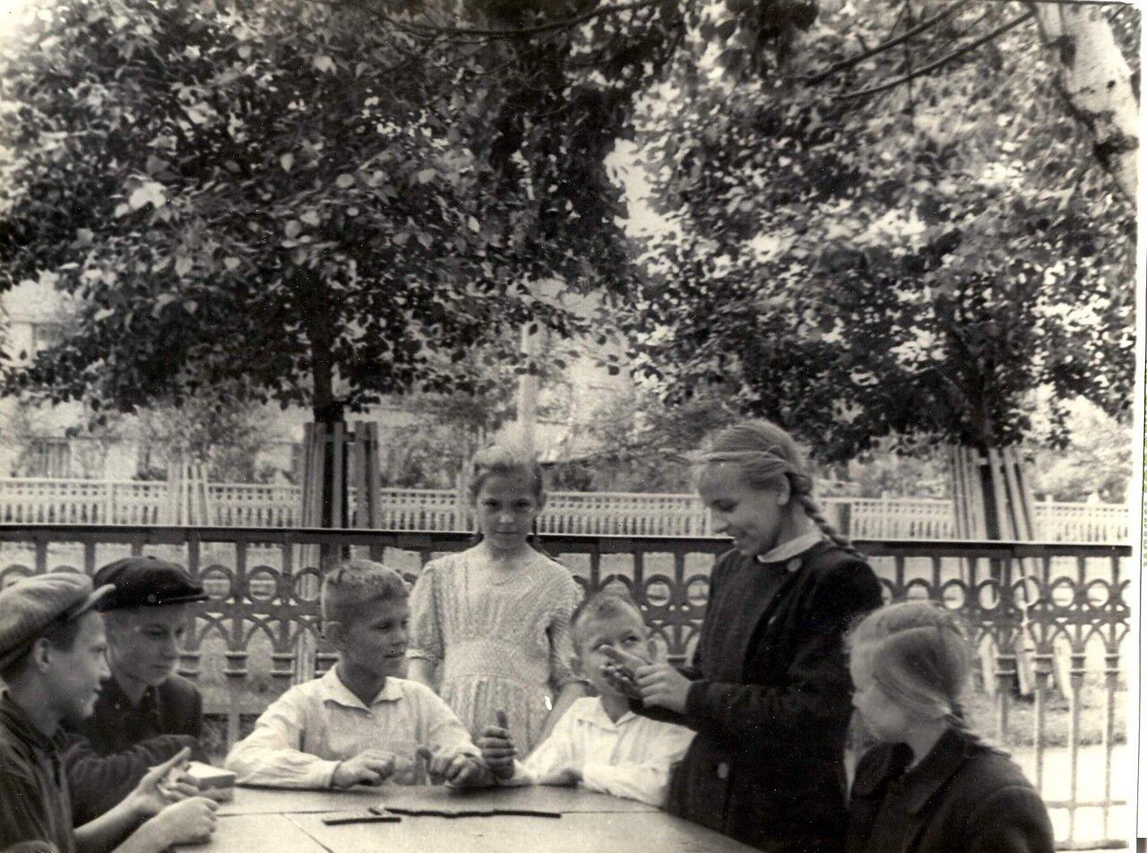 Дети из Березняков