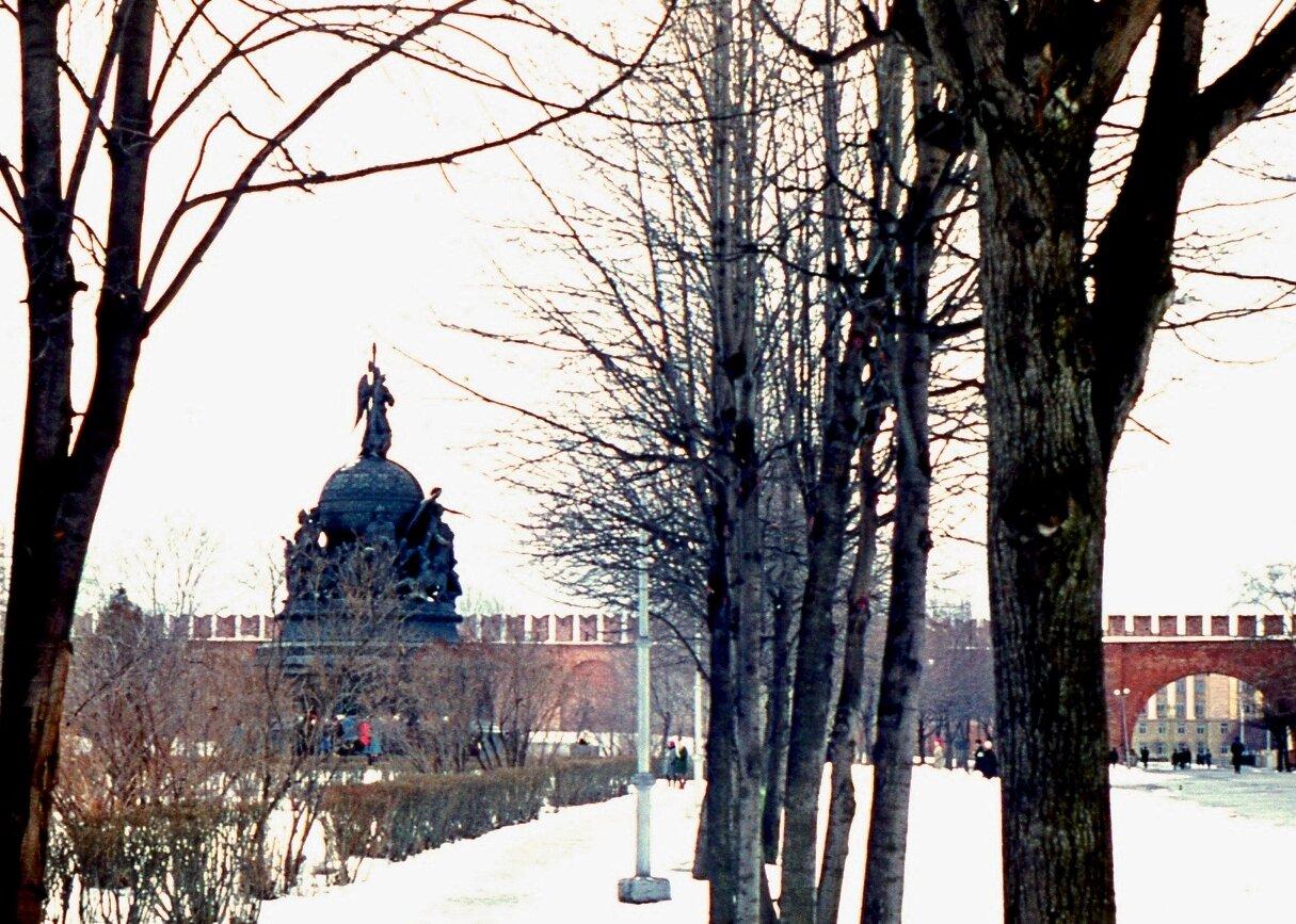 3. Памятник Тысячелетие Руси