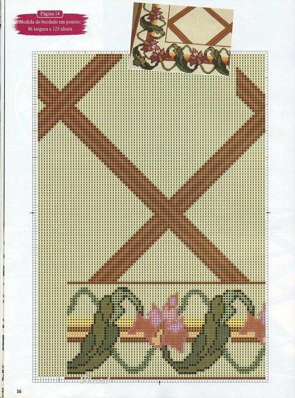 КЛАДОВАЯ РУКОДЕЛИЙ: Вышивка ковров - журналы